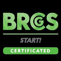 BRCGS Start Certification