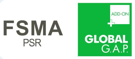 FSMA - Global G.A.P. Certification